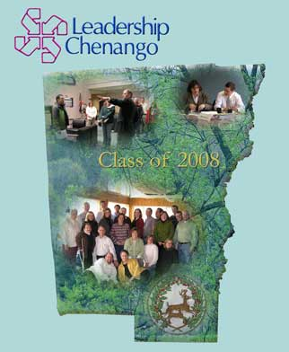 Leadership Chenango yearbook