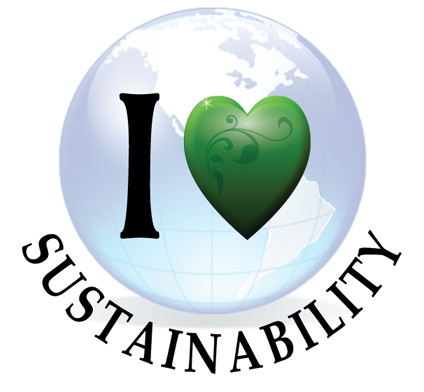 I heart sustainability